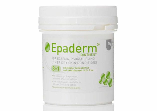 Epaderm Ointment 25g for Dry Skin