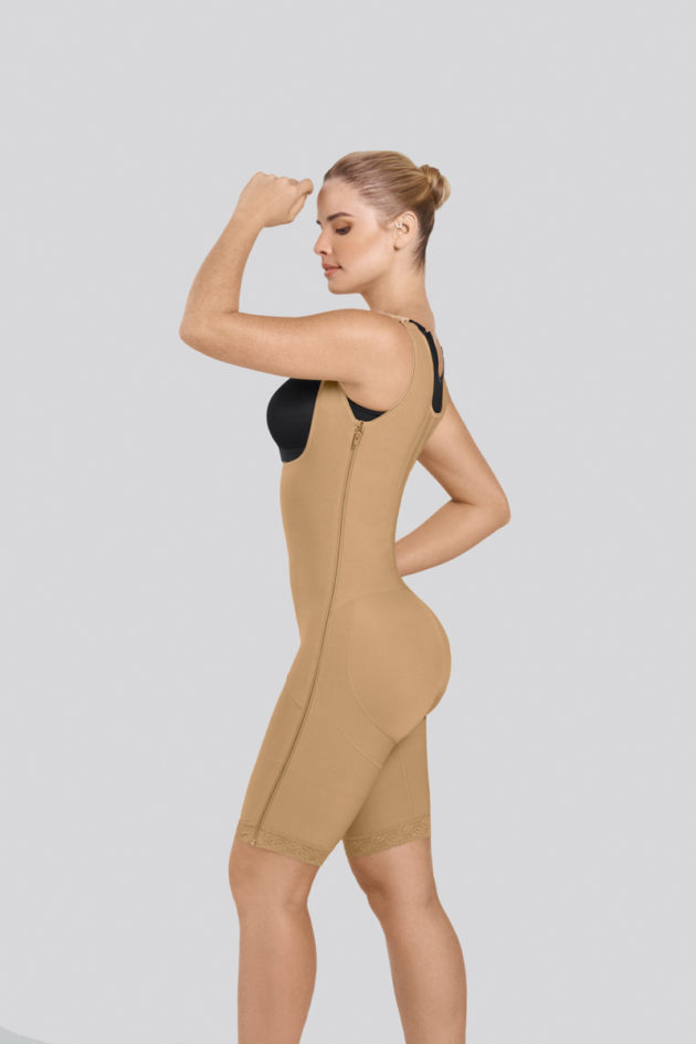 Leonisa Power Slim Body Shaper side zipper