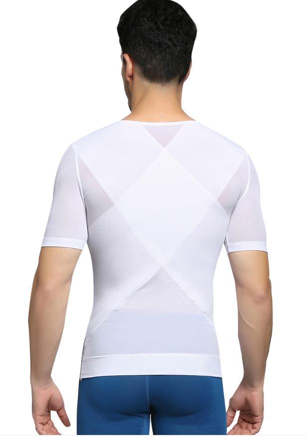 Back posture support