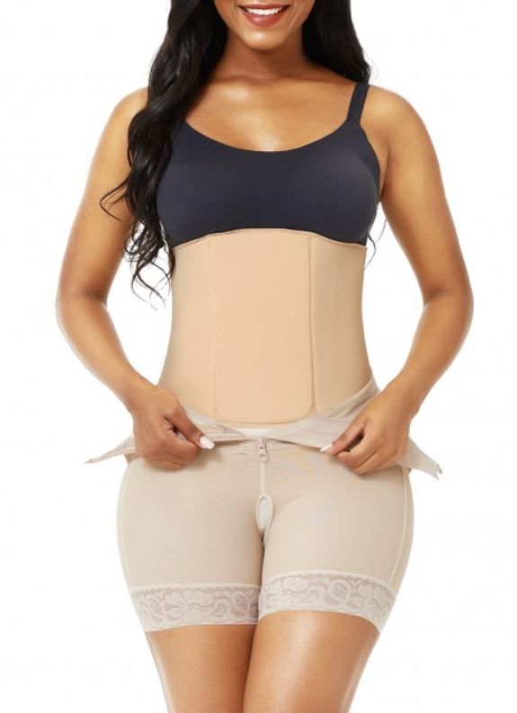 For smooth skin retraction after Liposuction