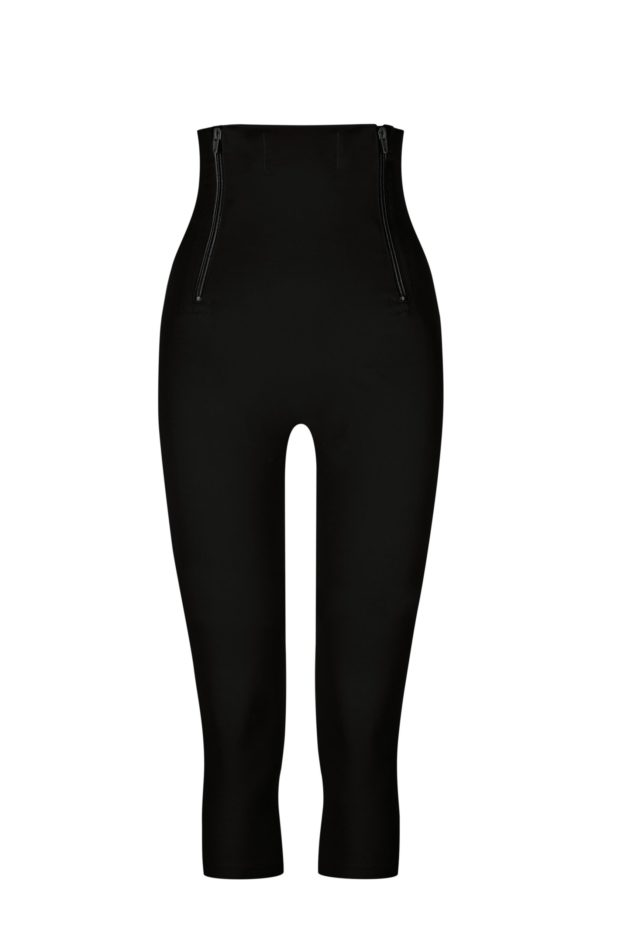 Amoena Bermuda 3/4 length girdle with no open crotch