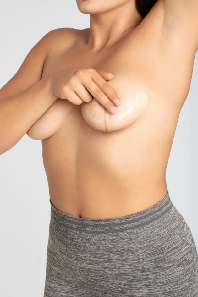 Amoena Curascar Anchors for breast reduction scars