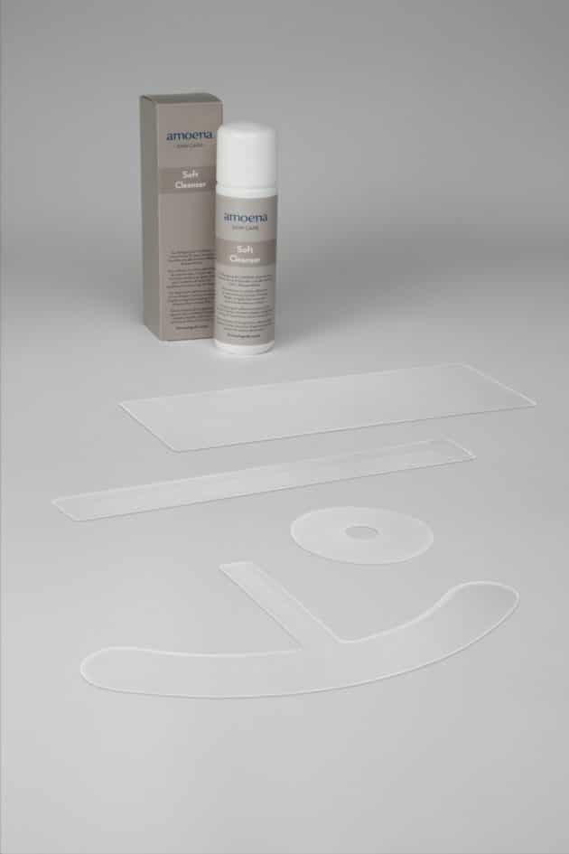 Amoena Curascar Silicone scar treatment range