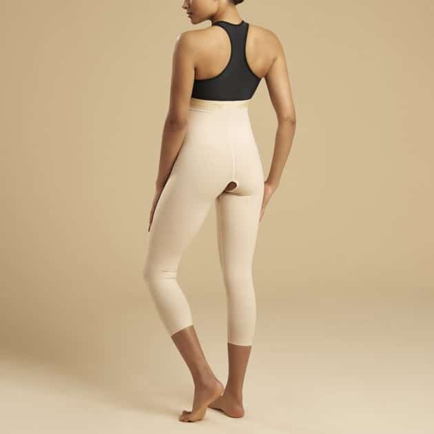 Stage 2 Capri girdle with open crotch