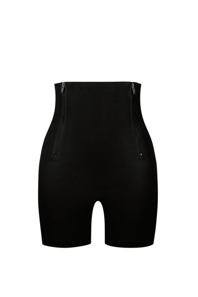 Easy to wear underclothing, this girdle provides moderate post-op compression