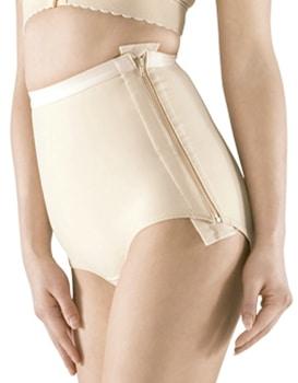 Low waist girdle